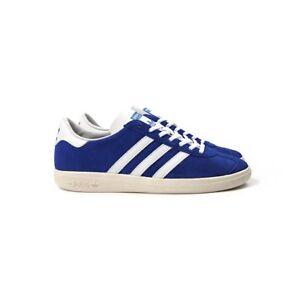 Details about Adidas Originals Jogger Spezial Blue/White Suede Men's Trainers Shoes UK 5_5.5