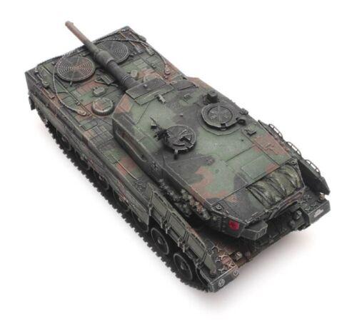 Artitec 6870186 BRD Leopard 2A4 Eisenbahntransport  H0 1:87 Fertigmodell Panzer