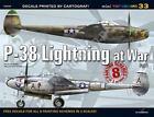 Mini Topcolors: P-38 Lightning at War 33 by Andrzej Sadlo (2013, Paperback)