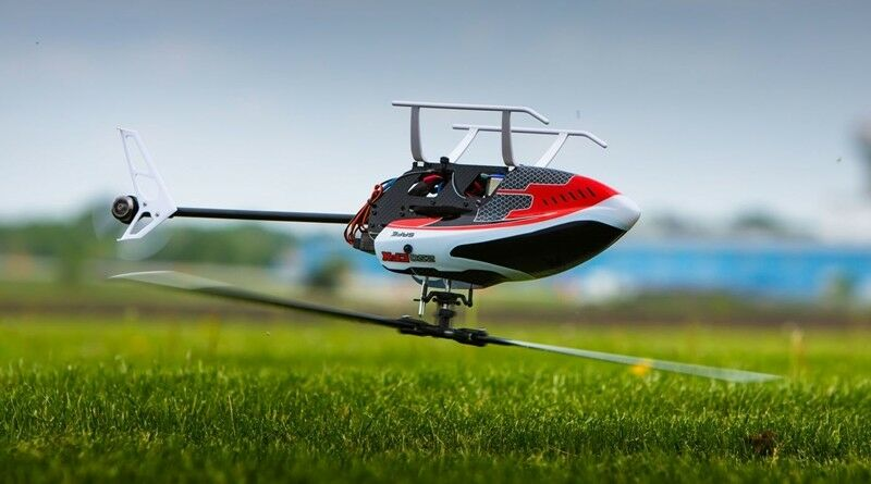 250 CFX BNF Basic RC Helicopter w  SAFE Technology High-Performance 3D