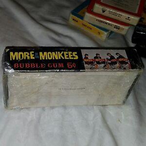 monkees more of bubblegum box very good conditon rare ebay. Black Bedroom Furniture Sets. Home Design Ideas