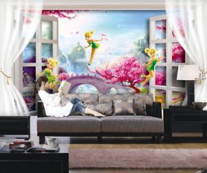 3D Sweet Fairyland 753 Wall Paper Murals Wall Print Wall Wallpaper Mural AU Kyra