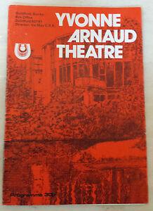 1985-Yvone-Arnold-Theatre-Lisa-Goddard-Dinsdale-Landen-in-WIFE-BEGINS-AT-FORTY