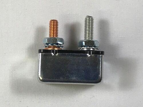 30A 2 pcs EATON Bussmann 121B30-00M-KA Shortstop Circuit Breaker Type I Reset