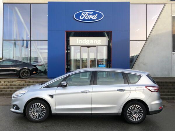 Ford S-MAX 2,0 EcoBlue Titanium aut. - billede 2