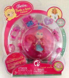 Barbie Peek A Boo Petites Lil Miss Mermaids Collection 79 Pavi Of