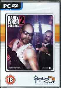 Kane-amp-Lynch-2-Dog-Days-juego-PC-XP-Vista-7-nuevo