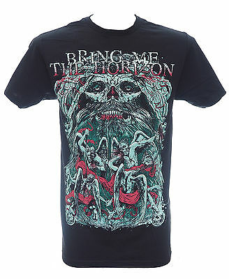 BRING ME THE HORIZON - BELANGER - Official T-Shirt - Heavy Metal -New M L XL