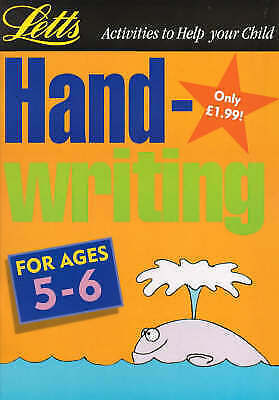"""""""AS NEW"""" Literacy: Handwriting (ages 5-6): Age 5-6 (Activities to Help Your Chil"""