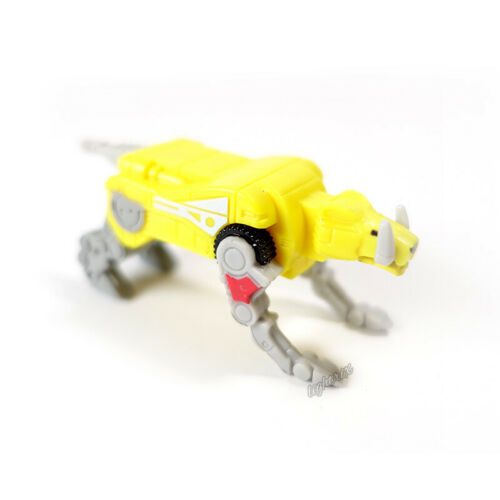 Power Rangers Micro Machines Dinozord Mini Figure Toy Cake Topper RARE Galoob