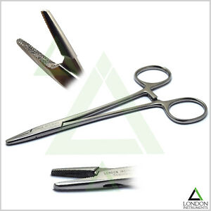 Mayo-Hegar-Needle-Holder-Suture-Forceps-Artery-Clamp-Surgical-Locking-Pliers