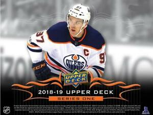 2018-19-Upper-Deck-Shooting-Stars-Blue-or-Black-Insert-Cards-Pick-From-List