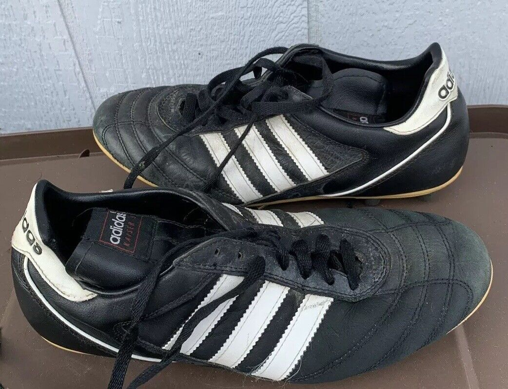 Vintage Adidas Kaiser 5 Soccer Football Cleats Mens Size 8
