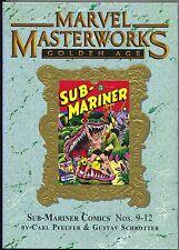 Marvel Masterworks Golden Age Sub-Mariner 128 HC Variant 2009 NM 9-12 1073