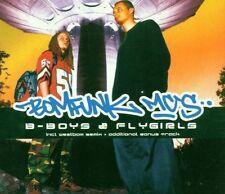 Bomfunk Mc's B-boys & flygirls (2000, #6692449) [Maxi-CD]