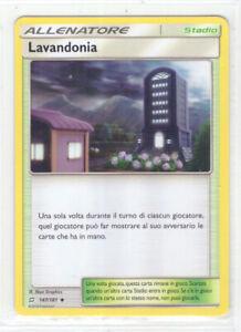 POKEMON POOCHYENA REVERSE HOLO FOIL GIOCO DI SQUADRA 86//181 in ITALIANO