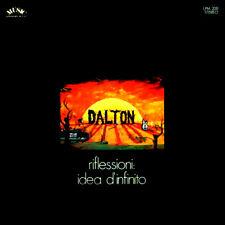 DALTON Riflessioni: idea d'infinito CD italian prog