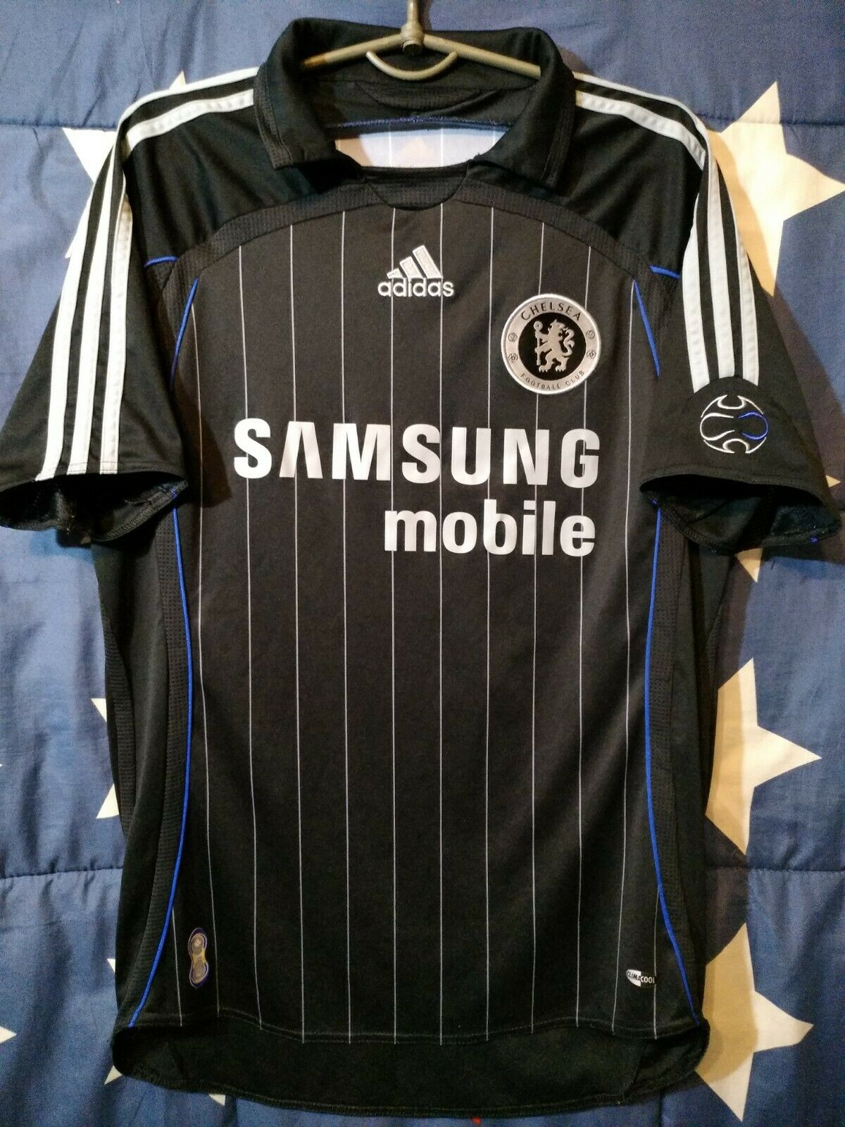 Dimensione S Chelsea 20062007 Third Football Shirt Jersey Adidas
