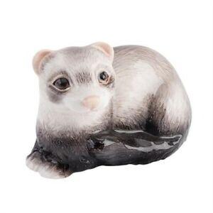 John-Beswick-Collectors-Figurine-RSPCA-Adorables-Ferret