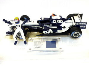 G9751 Hotwheels Mattel Williams Équipe F1 F1 Mark Webber 27084200782
