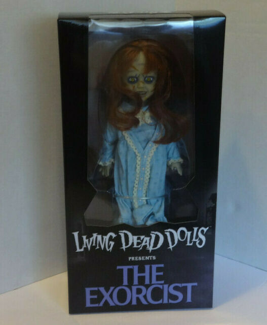 LIVING DEAD DOLLS  PRESENTS THE EXORCIST