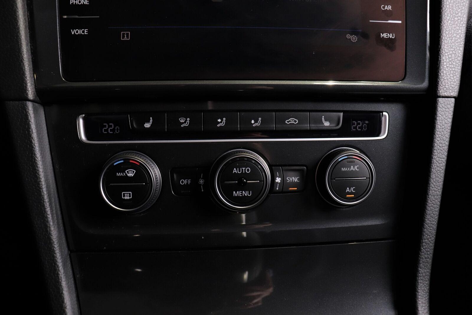 VW Golf VII TDi 150 Connect DSG