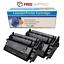 2PK CRG-052H Black Toner Cartridge For Canon ImageCLASS LBP214dw MF429dw MF424dw
