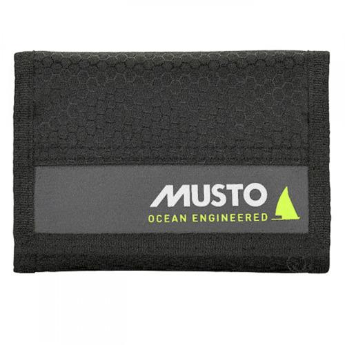 Portemonnaie Essential Wallet Black Musto