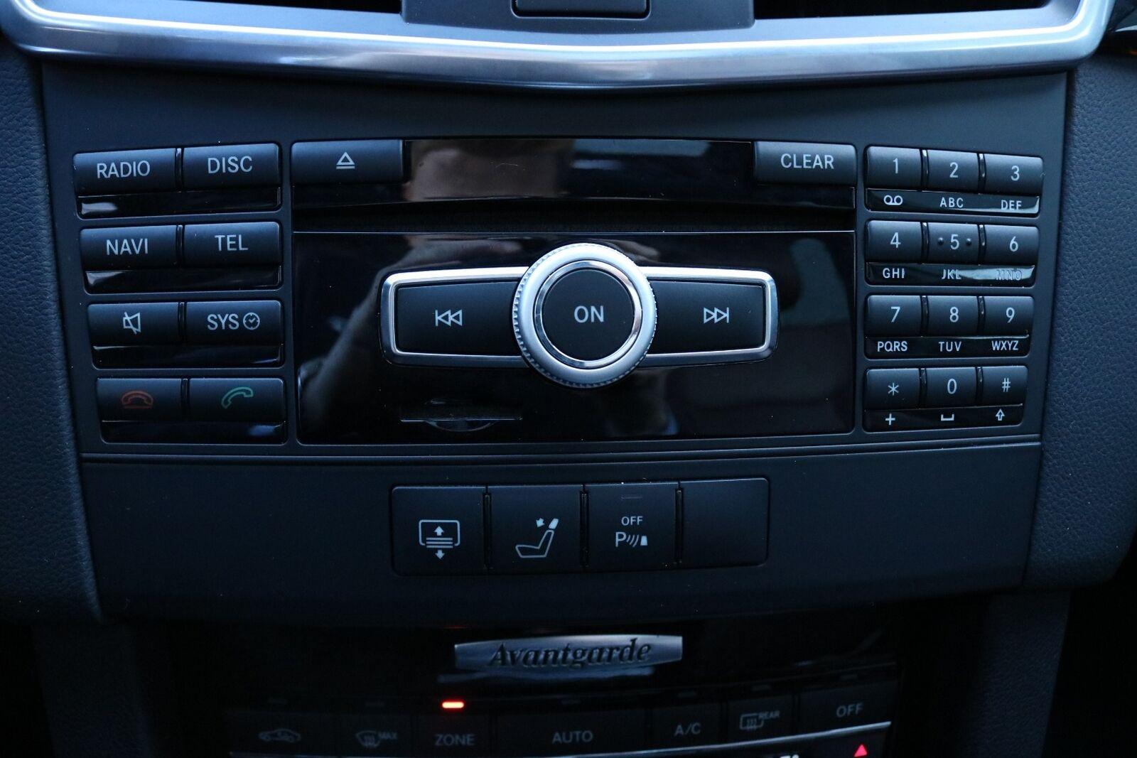 Mercedes E300 Avantgarde AMG Line aut.