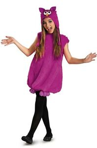 Fun-Purple-Voodoo-Furby-Deluxe-Trendy-Tween-Costume-Polyeser-Dress-by-Disguise