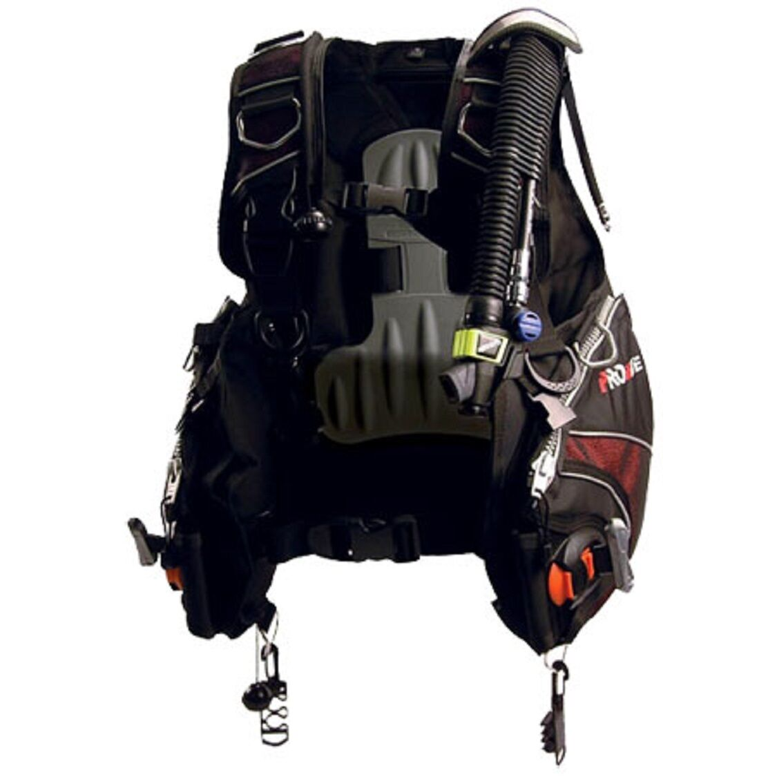 Promate Elite Buoyancy Compensator Scuba Dive BCD Weight Integrated  Aqua Horn BC  first-class service
