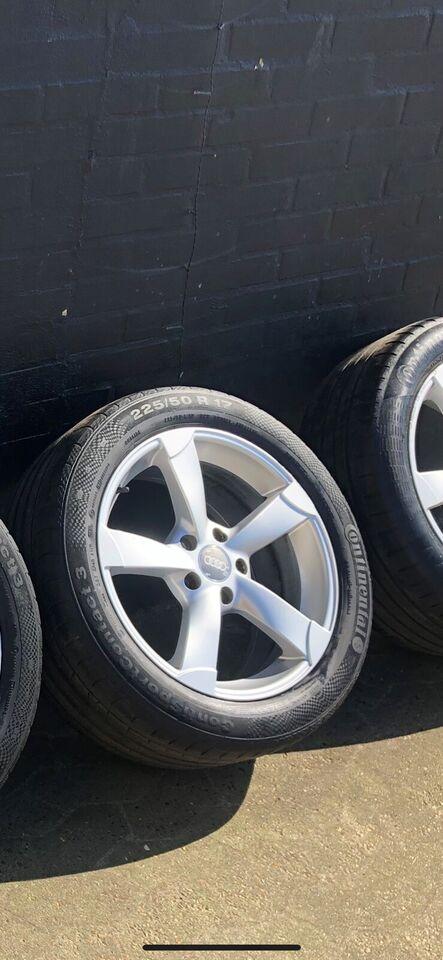 "Alufælge, 17"", Audi R17"