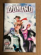 Marvel Comics Domino Issue #1 J Scott Campbell Variant 1 50
