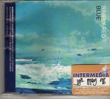 (BO212) Simply Red, Blue - 1998 DJ CD