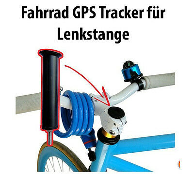 fahrrad bike gps tracker peilsender sms sender ortung berwachung lenker diebsta ebay. Black Bedroom Furniture Sets. Home Design Ideas