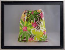 Gymnastics Leotard Grip Bags / Tropical Flowers Gymnast Birthday Goody Bag