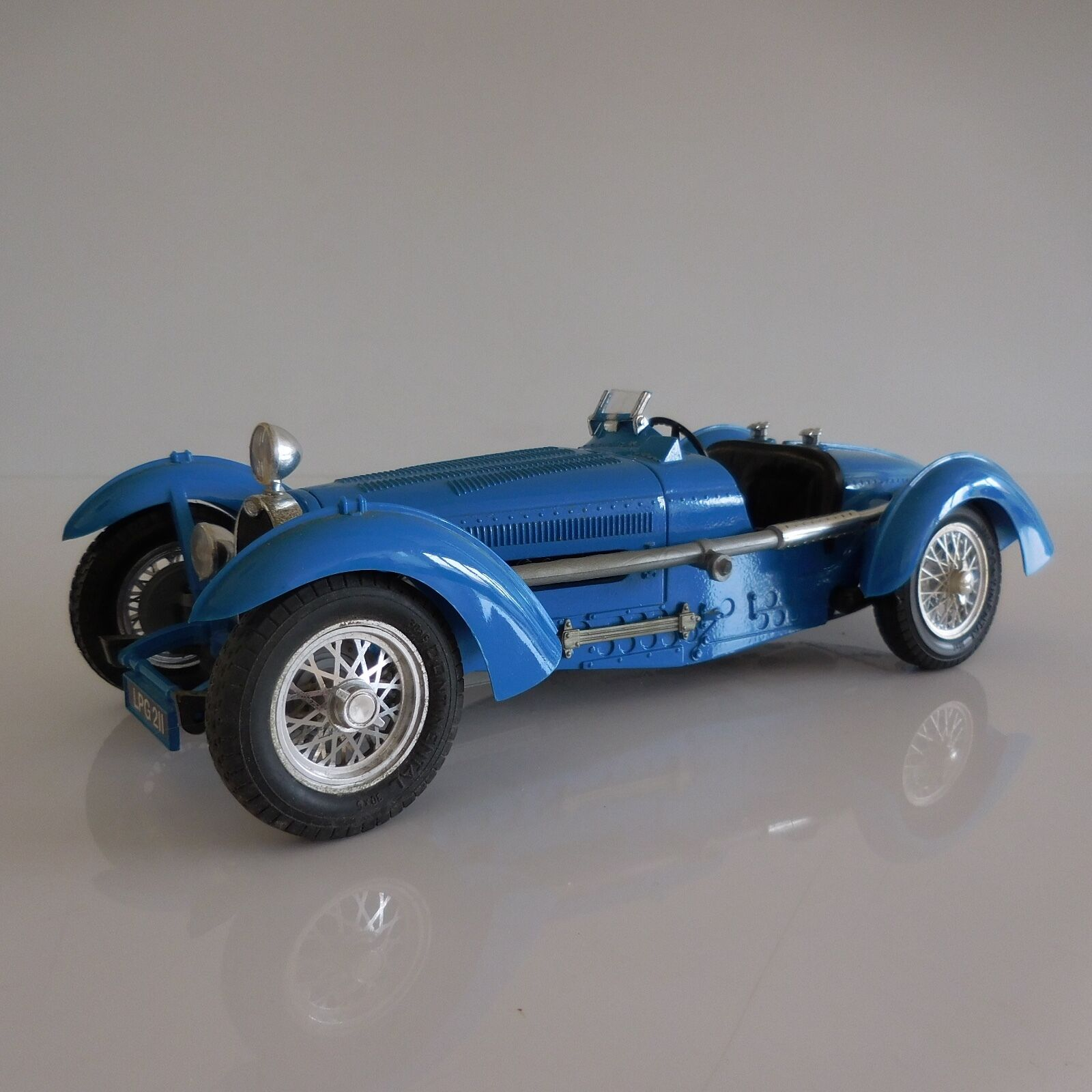 marcas en línea venta barata BUGATTI BUGATTI BUGATTI type 59 1934 BURAGO made in ITALY  mejor calidad mejor precio