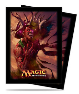 80ct-Xenagos-Journey-into-Nyx-MTG-Deck-Protector-Card-Sleeves-Ultra-Pro