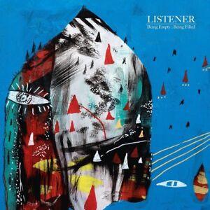 LISTENER-BEING-EMPTY-BEING-FILLED-VINYL-LP-NEU
