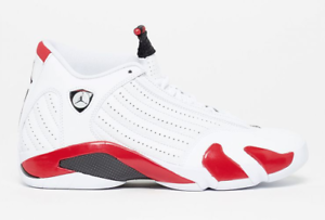 hot sales 718fd 3a1ec Image is loading Nike-Air-Jordan-Retro-XIV-14-Candy-Cane-