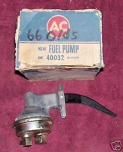 FUEL PUMP OLDSMOBILE 1965 1966 1967 1968 1969 OLDSMOBILE 330 350 425 455  2 LINE