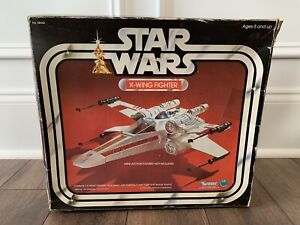 STAR WARS X WING FIGHTER BOX ONLY KENNER VINTAGE 1978 ANH ESB ROTJ LUKE R2D2