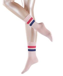 Esprit-Tennis-Socken-Damen-Streifen-mit-glaenzenden-Akzentstreifen