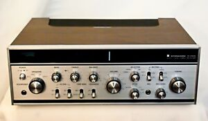 Vintage Standard Radio SR-A1500S Stereo Receiver - Excellent Condition
