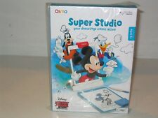NEW Osmo Super Studio Disney Mickey Mouse & Friends Learn To Draw Your Clubhouse