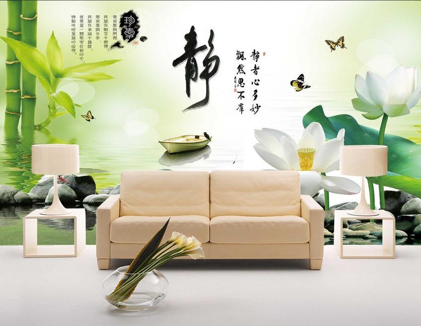 3D 3D 3D Weißer Lotusteich 84 Tapete Wandgemälde Tapete Tapeten Bild Familie DE Summer | Großer Verkauf  | eine große Vielfalt  |  79416f