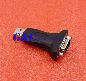 RS232-RS-232-Serial-to-USB-2-0-PL2303-DB9-Plug-Adapter-for-WinXP-NT-win7-8-10