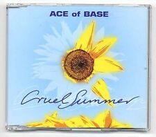 Ace Of Base Maxi-CD Cruel Summer - German 4-track CD - 567 407-2