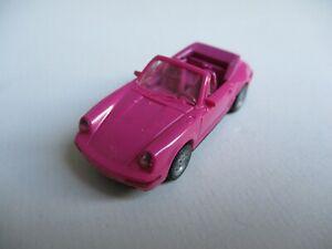 Wiking 1:87 Porsche Carrera 4 !!!