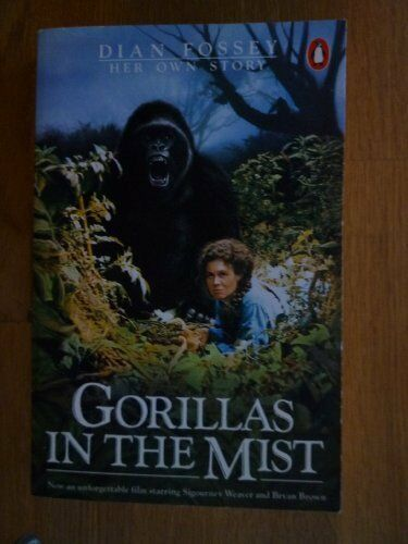 Gorillas in the Mist By Dian Fossey. 9780140111583